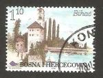Sellos de Europa - Bosnia Herzegovina -  villa de bihac