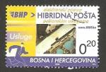 Sellos de Europa - Bosnia Herzegovina -  hibridna posta