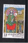 Sellos de Europa - España -  Edifil  2625  800 aniver. de la fundación de Vitoria