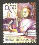 Stamps : Europe : Bosnia_Herzegovina :  marko dobretic