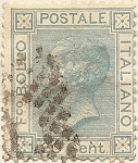 Stamps Italy -  Fco BOLLO