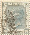 Sellos de Europa - Italia -  Fco BOLLO