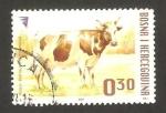Stamps Bosnia Herzegovina -  vaca