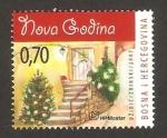 Stamps Bosnia Herzegovina -  navidad 2007