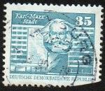 Sellos del Mundo : Europa : Alemania : Karl Marx Stadt