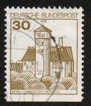 Sellos del Mundo : Europa : Alemania : Castillos y Palacios - Burg Ludwigstein (Werratal)
