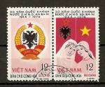 Sellos de Asia - Vietnam -
