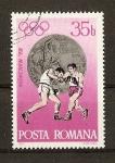 Sellos de Europa - Rumania -  Munich 72.