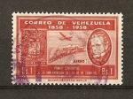 Stamps Venezuela -  Centenario de la Implantacion del sello de correos.