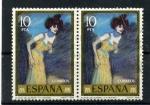 Sellos de Europa - España -  El final del número- Picasso