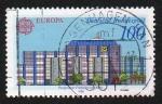 Sellos del Mundo : Europa : Alemania : Europa CEPT - Oficina de correos (Frankfurt)