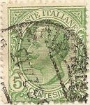 Sellos de America - Jamaica -  Poste italiane