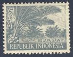 Stamps Indonesia -  Kelapa Sawit