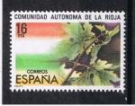 Stamps Spain -  Edifil  2689   Estatutos de Autonomía