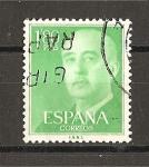Sellos de Europa - España -  Francisco Franco.
