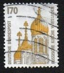 Sellos de Europa - Alemania -  Iglesia rusa