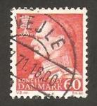 Sellos de Europa - Dinamarca -  frederic IX