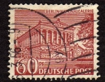 Sellos de Europa - Alemania -  Berlin National Galerie