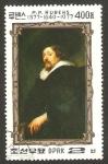 Sellos del Mundo : Asia : Corea_del_norte : 400 Anivº del nacimiento del pintor Rubens