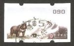 Stamps Asia - Taiwan -  osos