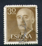 Stamps Europe - Spain -  francisco franco