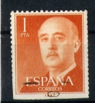 Stamps Spain -  francisco franco