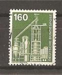 Sellos de Europa - Alemania -  Industria y Tecnica.