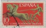 Sellos de Europa - España -  Alegorias-1971