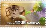 Stamps Mexico -  Reunion Postal y Logistica UNI Americas