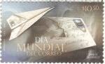 Stamps Mexico -  Dia Mundial del Correo