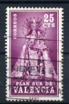 Stamps Europe - Spain -  plan sur de valencia