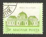 Stamps Hungary -  castillo de rackeve