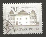 Stamps : Europe : Hungary :  3124 - Castillo en Pacin