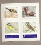 Stamps Switzerland -  Aves