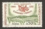 Stamps France -  Vista de Cannes