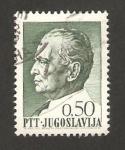 Stamps Europe - Yugoslavia -  mariscal tito