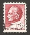 Stamps Yugoslavia -  mariscal tito
