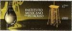 Sellos del Mundo : America : México : Instituto Méxicano del Petroleo