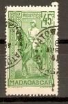 Sellos de Africa - Madagascar -  GENERAL  JOSEPH  SIMON  GALLIÉNI