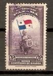 Sellos de America - Panamá -  EMBLEMA  NACIONAL