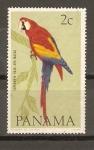 Sellos de America - Panamá -  GUACAMAYA