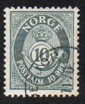 Sellos de Europa - Noruega -  Norge