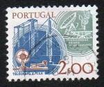 Sellos del Mundo : Europa : Portugal :  Telecomunicaciones