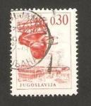 Stamps : Europe : Yugoslavia :  vista de litostroj
