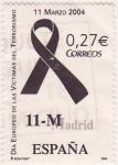 Sellos de Europa - Espa�a -  11M Dia Europeo de las Victimas del Terrorismo