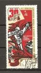 Sellos de Europa - Rusia -  30 Aniversario de la Victoria.
