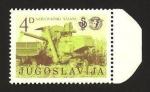 Sellos de Europa - Yugoslavia -  feria de novi sad