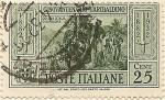 Stamps America - Jamaica -  CINQUANTENARIO GARIBALDINO