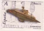 Sellos de Europa - Espa�a -  Juguetes: Submarino