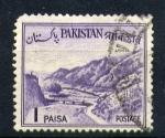 Stamps Asia - Pakistan -  paisaje